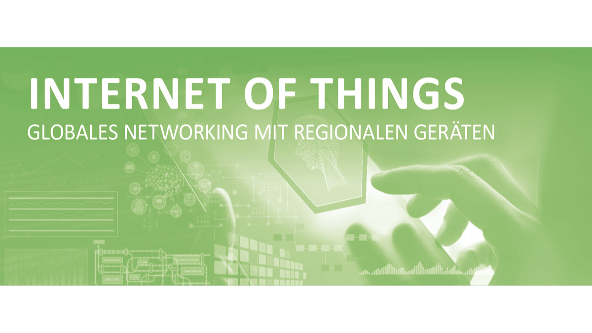 Gastvortrag - Internet of things - flawa iQ